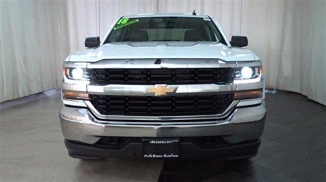 2018 Silverado 1500 Crew Cab 4x4,  Pickup #B24928 - photo 5