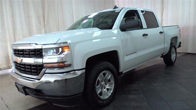 2018 Silverado 1500 Crew Cab 4x4,  Pickup #B24928 - photo 6