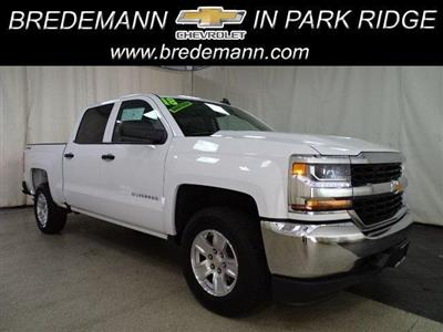 2018 Silverado 1500 Crew Cab 4x4,  Pickup #B24928 - photo 1