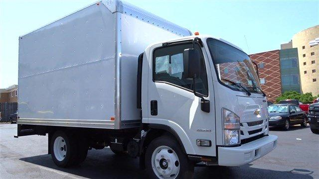 2018 LCF 4500 Regular Cab 4x2,  Bay Bridge Classic Cutaway Van #B25712 - photo 11