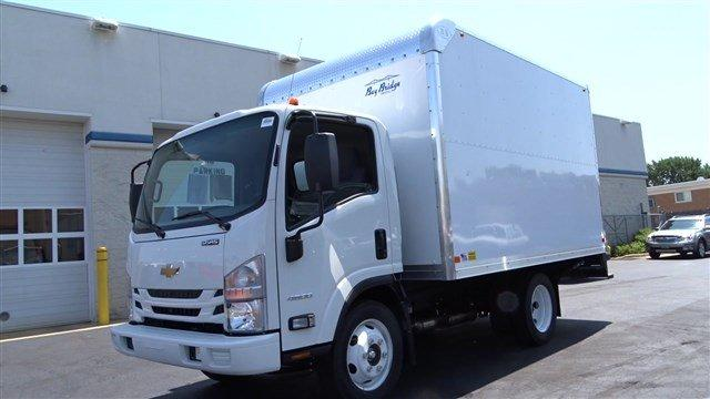 2018 LCF 4500 Regular Cab 4x2,  Bay Bridge Classic Cutaway Van #B25712 - photo 13