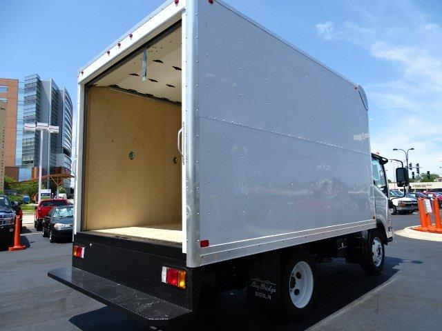 2018 LCF 4500 Regular Cab 4x2,  Bay Bridge Cutaway Van #B25712 - photo 1