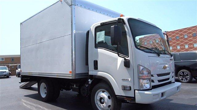 2018 LCF 4500 Regular Cab 4x2,  Bay Bridge Classic Cutaway Van #B25723 - photo 13