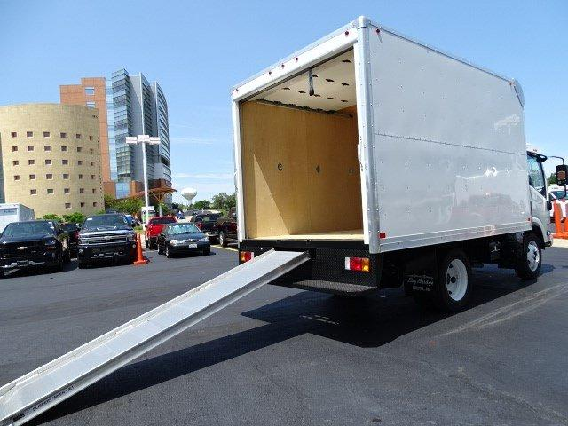 2018 LCF 4500 Regular Cab 4x2,  Bay Bridge Cutaway Van #B25723 - photo 1