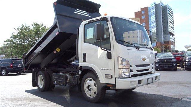 2019 LCF 5500HD Regular Cab 4x2,  Monroe MTE-Zee Dump Body #B25775 - photo 13