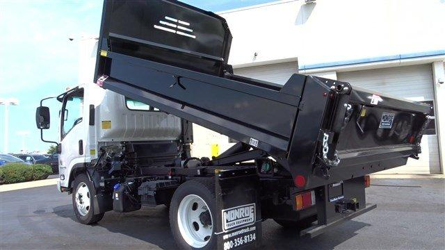 2019 LCF 5500HD Regular Cab 4x2,  Monroe MTE-Zee Dump Body #B25775 - photo 28