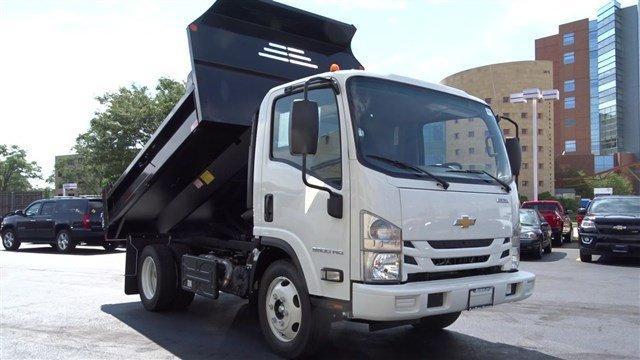 2019 LCF 5500HD Regular Cab 4x2,  Monroe MTE-Zee Dump Body #B25775 - photo 32