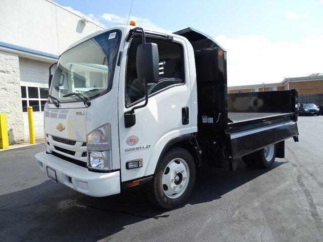 2019 LCF 5500HD Regular Cab 4x2,  Monroe MTE-Zee Dump Body #B25775 - photo 5