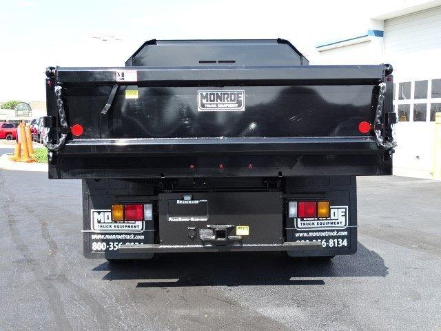 2019 LCF 5500HD Regular Cab 4x2,  Monroe MTE-Zee Dump Body #B25775 - photo 6