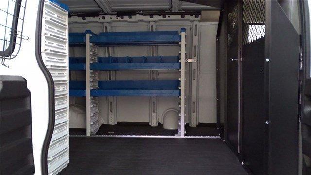 2018 Express 2500 4x2,  Masterack SmartSpace Shelving Upfitted Cargo Van #B25870 - photo 28