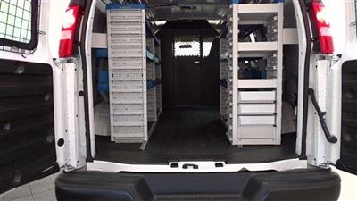 2018 Express 2500 4x2,  Masterack SmartSpace Shelving Upfitted Cargo Van #B25870 - photo 2