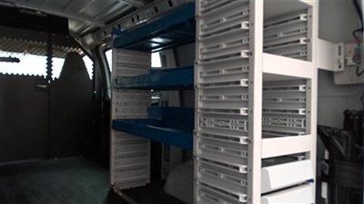 2018 Express 2500 4x2,  Masterack SmartSpace Shelving Upfitted Cargo Van #B25870 - photo 23