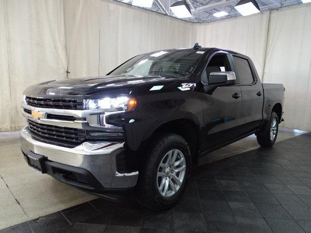 2019 Silverado 1500 Crew Cab 4x4, Pickup #B25887 - photo 5