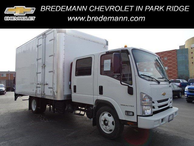 2018 LCF 5500HD Crew Cab 4x2, Supreme Signature Van Dry Freight #B25889 - photo 1