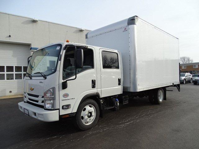 2018 LCF 5500HD Crew Cab 4x2, Supreme Signature Van Dry Freight #B25889 - photo 5