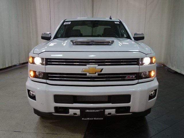 2019 Silverado 2500 Crew Cab 4x4,  Pickup #B25973 - photo 4
