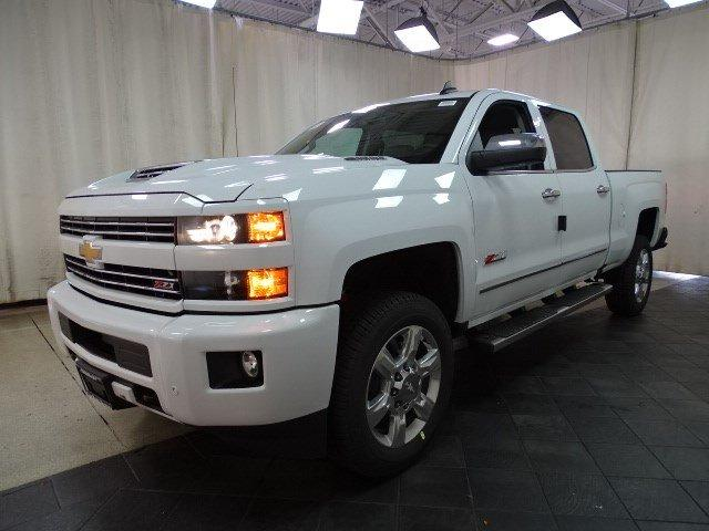 2019 Silverado 2500 Crew Cab 4x4,  Pickup #B25973 - photo 5