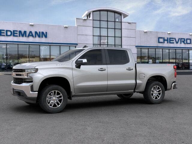 2019 Silverado 1500 Crew Cab 4x4,  Pickup #B25987 - photo 3