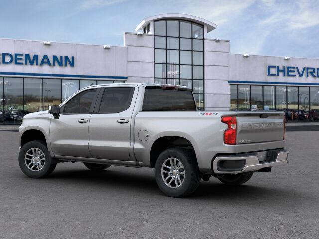2019 Silverado 1500 Crew Cab 4x4,  Pickup #B25987 - photo 4