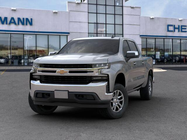 2019 Silverado 1500 Crew Cab 4x4,  Pickup #B25987 - photo 6