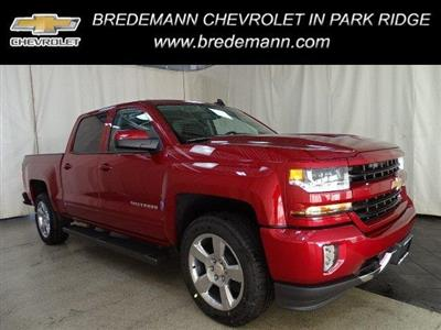 2018 Silverado 1500 Crew Cab 4x4,  Pickup #B25998 - photo 1