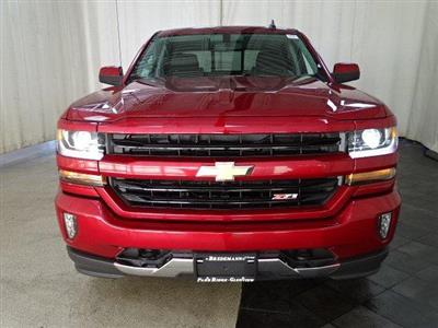 2018 Silverado 1500 Crew Cab 4x4, Pickup #B25998 - photo 4