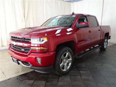 2018 Silverado 1500 Crew Cab 4x4,  Pickup #B25998 - photo 5