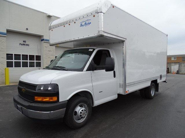 2018 Express 3500 4x2,  Bay Bridge Classic Cutaway Van #B26004 - photo 21