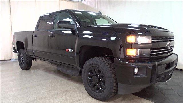 2019 Silverado 2500 Crew Cab 4x4,  Pickup #B26016 - photo 31