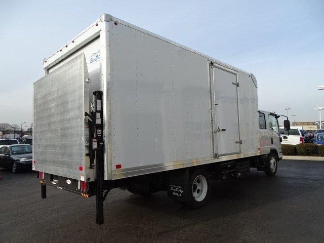 2018 LCF 5500HD Crew Cab 4x2,  Bay Bridge Cutaway Van #B26104 - photo 1
