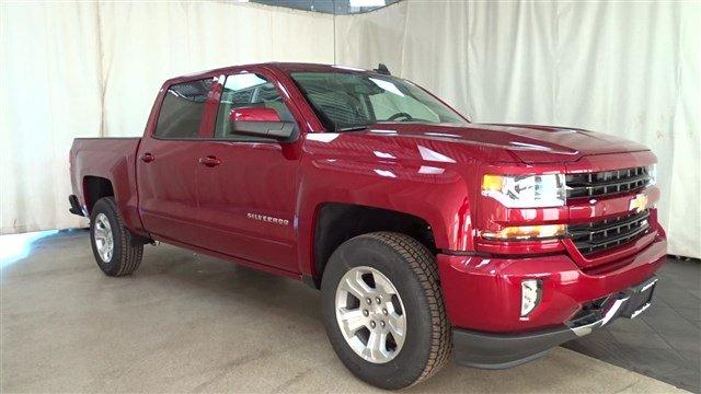 2018 Silverado 1500 Crew Cab 4x4, Pickup #B26108 - photo 28