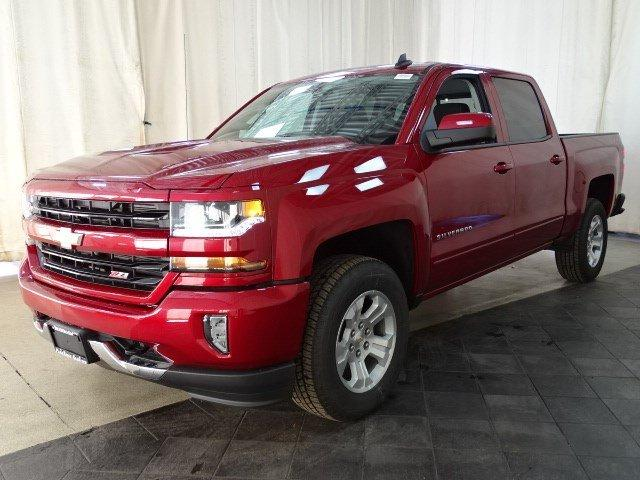 2018 Silverado 1500 Crew Cab 4x4, Pickup #B26108 - photo 5
