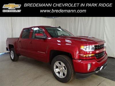2018 Silverado 1500 Crew Cab 4x4, Pickup #B26108 - photo 1