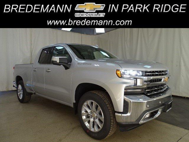 2019 Silverado 1500 Double Cab 4x4,  Pickup #B26136 - photo 1