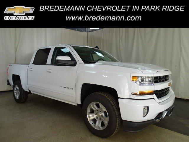 2018 Silverado 1500 Crew Cab 4x4, Pickup #B26142 - photo 1