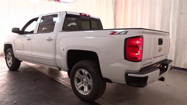 2018 Silverado 1500 Crew Cab 4x4,  Pickup #B26142 - photo 24