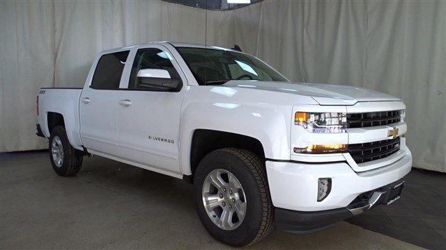 2018 Silverado 1500 Crew Cab 4x4,  Pickup #B26142 - photo 30