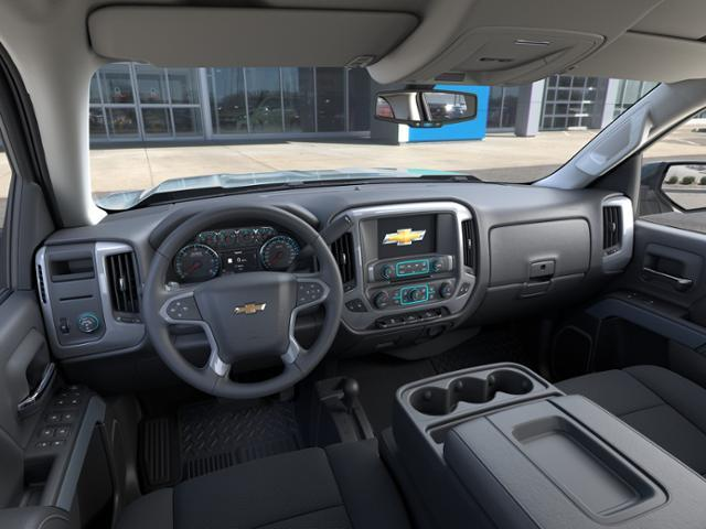 2019 Silverado 1500 Double Cab 4x4, Pickup #B26186 - photo 10