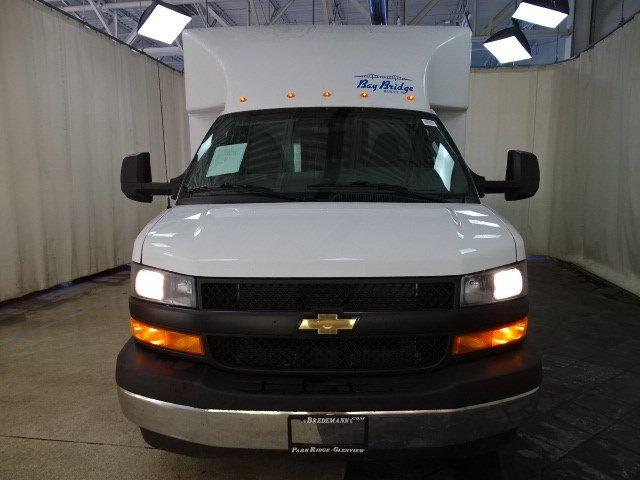 2019 Express 3500 4x2,  Bay Bridge Tool Pro Service Utility Van #B26233 - photo 32