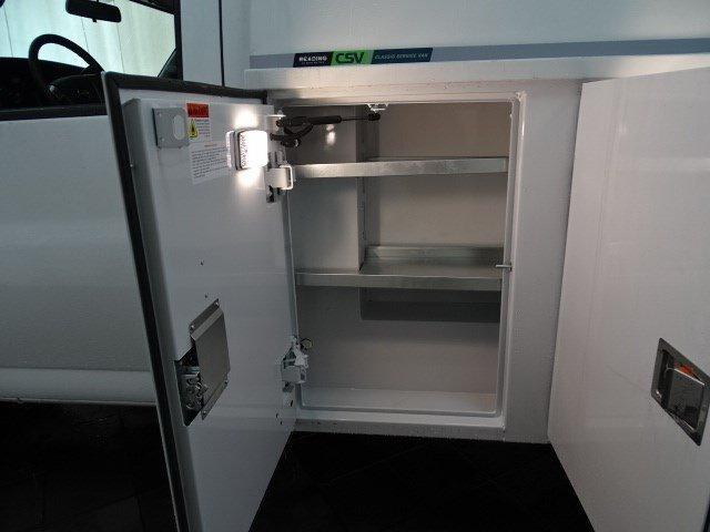 2019 Express 3500 4x2, Reading Aluminum CSV Service Utility Van #B26252 - photo 17