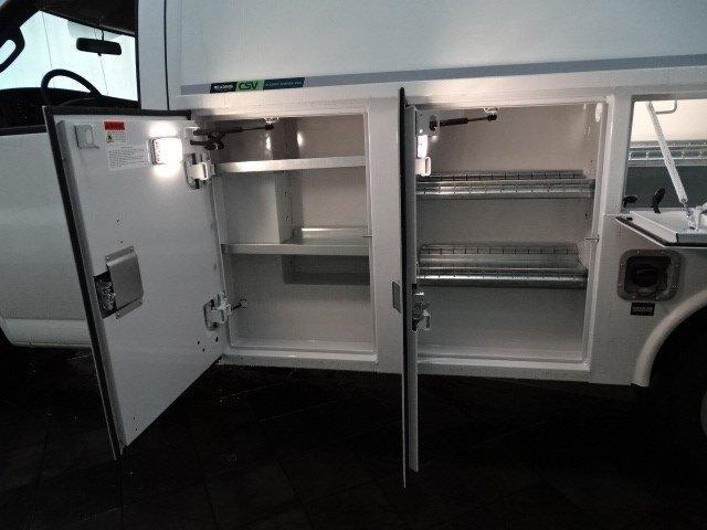 2019 Express 3500 4x2, Reading Aluminum CSV Service Utility Van #B26252 - photo 18