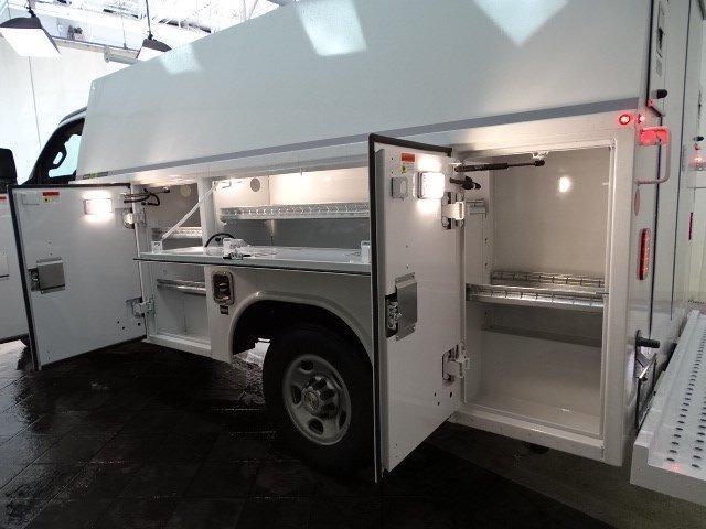 2019 Express 3500 4x2, Reading Aluminum CSV Service Utility Van #B26252 - photo 20