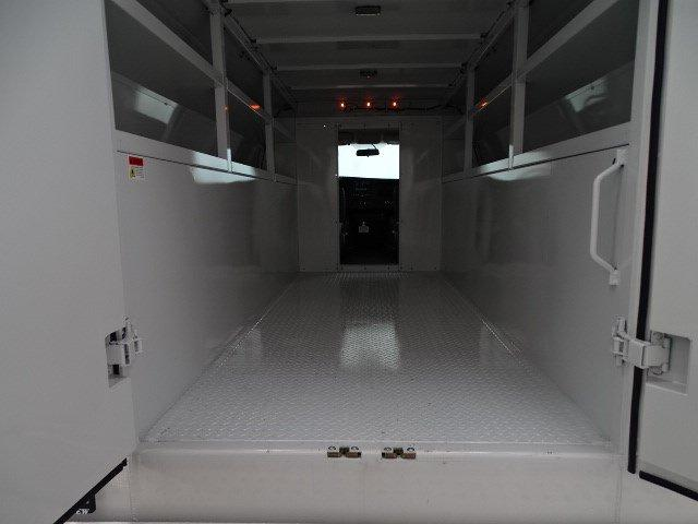 2019 Express 3500 4x2, Reading Aluminum CSV Service Utility Van #B26252 - photo 21