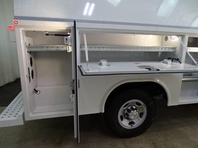 2019 Express 3500 4x2,  Reading Aluminum CSV Service Utility Van #B26252 - photo 29