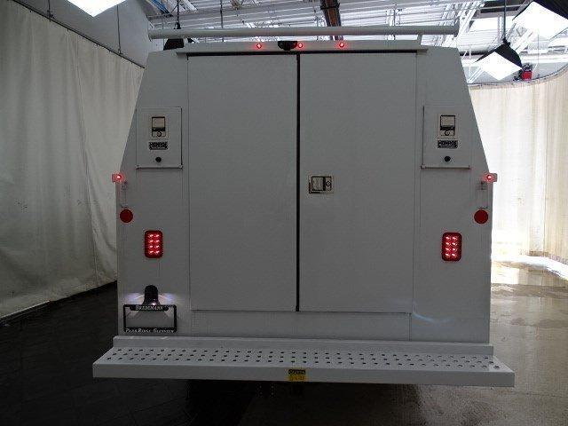 2019 Express 3500 4x2,  Reading Aluminum CSV Service Utility Van #B26252 - photo 30