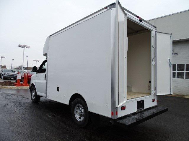 2019 Express 3500 4x2,  Supreme Spartan Cargo Cutaway Van #B26302 - photo 4