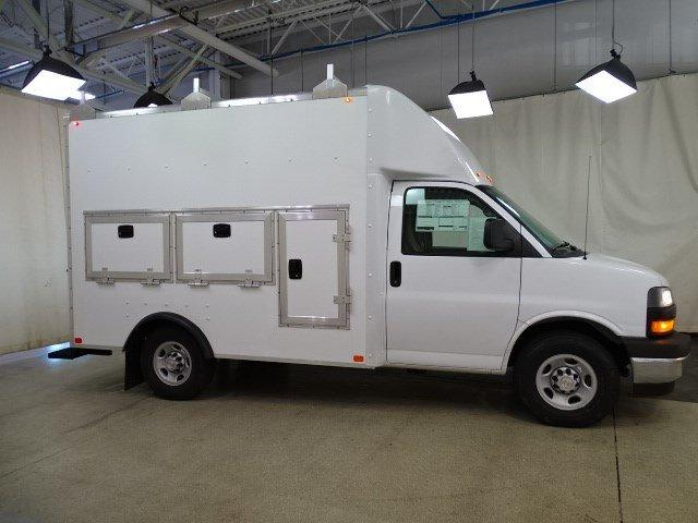 2019 Express 3500 4x2,  Bay Bridge Tool Pro Service Utility Van #B26333 - photo 3