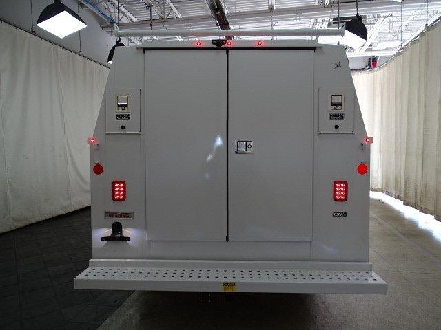 2019 Express 3500 4x2, Reading Aluminum CSV Service Utility Van #B26365 - photo 30