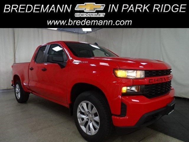 2019 Silverado 1500 Double Cab 4x4,  Pickup #B26372 - photo 1