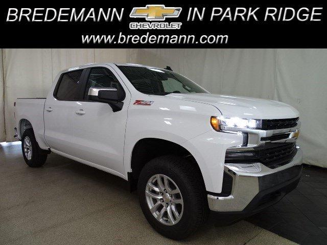 2019 Silverado 1500 Crew Cab 4x4,  Pickup #B26390 - photo 1